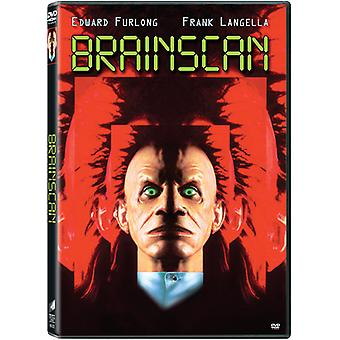 Brainscan [DVD] USA import