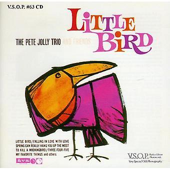 Jolly, Pete Trio & venner - lille fugl [CD] USA import