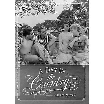 Criterion Collection: Day in the Country [DVD] USA import