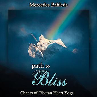Mercedes Bahleda - stien til Bliss [CD] USA import