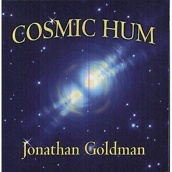 Jonathan Goldman - kosmisk Hum [CD] USA import