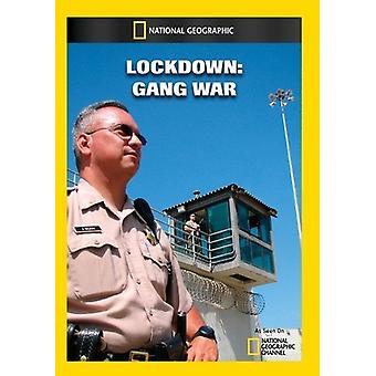 Lockdown: Gang War [DVD] USA import