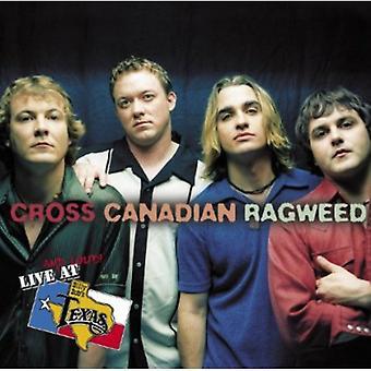 Tværs af canadiske Ragweed - Live på Billy Bob's Texas [CD] USA import