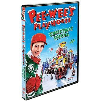 Pee-Wee importu USA Playhouse Christmas Special [DVD]