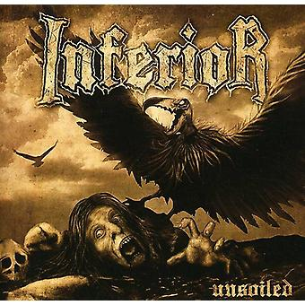 Inferior - Unsoiled [CD] USA import