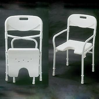 Anota Aluminum Folding Shower Chair (Home , Orthopedische , Bad , Douche)