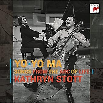 Ma, Yo-Yo / Stott, Kathryn - Songs From the Arc of Life [CD] USA import