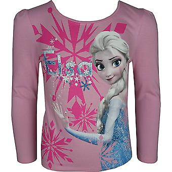Disney Frozen Elsa & Anna Long Sleeve Top/T-shirty-KOSZULKA PH1076