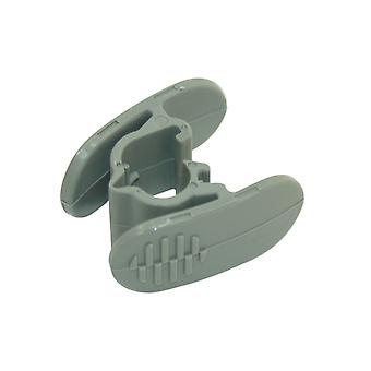 Dyson Vacuum Cleaner Cable Clip Grey