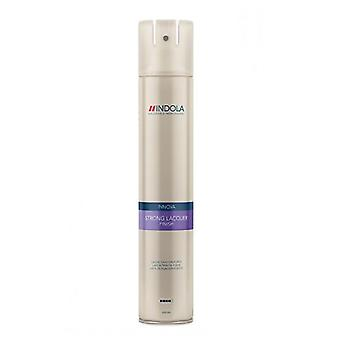 Indola Innova Strong Lacquer Finish 500 ml (Beauty , Hair care , Hair Styling Products)