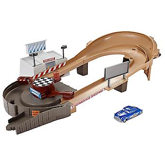 Mattel Pista Grande Cars 3 (Toys , Vehicles And Tracks , Parking And Circuits)