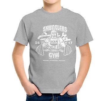 Jayne smuglere Gym Serenity Firefly Kid's T-Shirt