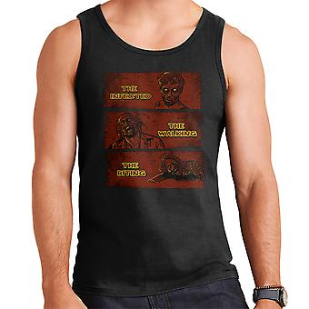 The Infected The Walking And The Biting Dead Men's Vest