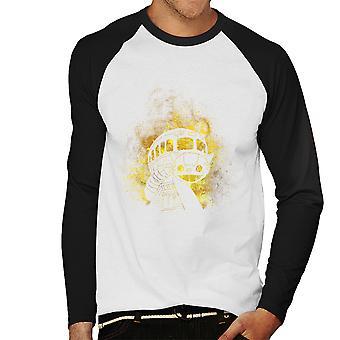 Studio Ghibli Catbus Men's Baseball Long Sleeved T-Shirt