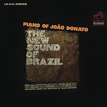 Joan Donato - New Sound of Brazil [CD] USA import