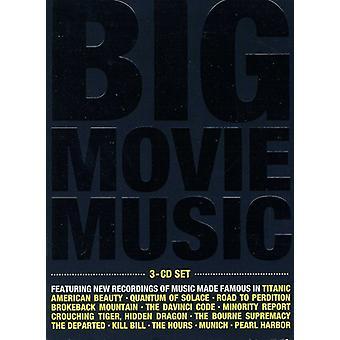 Store film musik - store film musik [CD] USA importerer