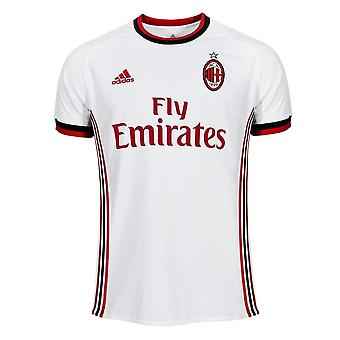 2017-2018 AC Milan Adidas Away Shirt (Kids)