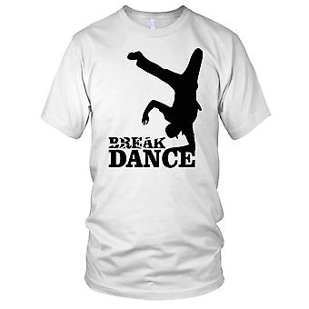 Breakdance Spin Hip Hop Kids T Shirt