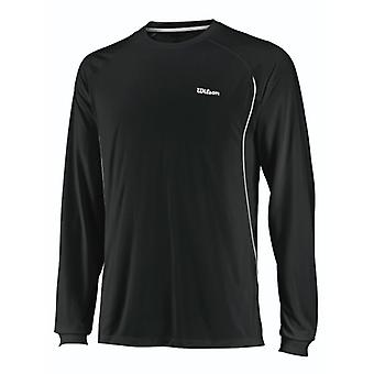 Wilson straight set crew long sleeve shirt / long sleeve