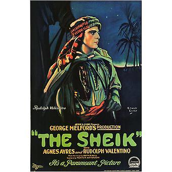 The Sheik Movie Poster (11 x 17)