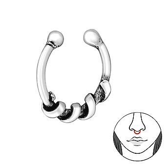 Bali - 925 Sterling Silver Nose Studs - W28381X