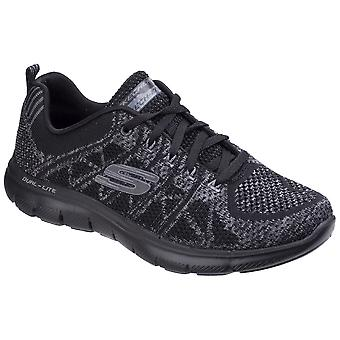 Skechers Womens/Ladies Flex appel 2,0 nouveaux formateurs Gem