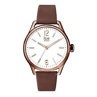 Temps de glace de Ice-Watch Small Brown (013068)