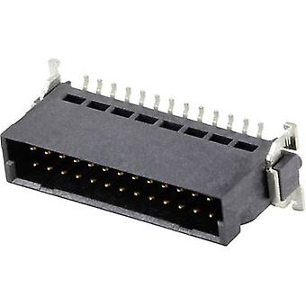 SMC multipole connector 63209 Total number of pins 26 No. of rows 2