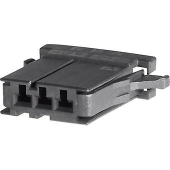 Socket enclosure - cable DYNAMIC 3000 Series Total number of pins 3 TE Connectivity 2-178288-3 Contact spacing: 3.81 mm