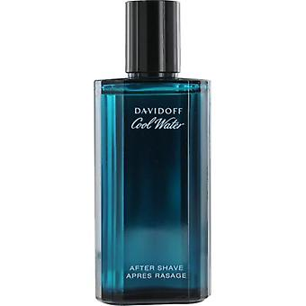 Cool Water By Davidoff Aftershave 2.5 Oz (Unboxed)