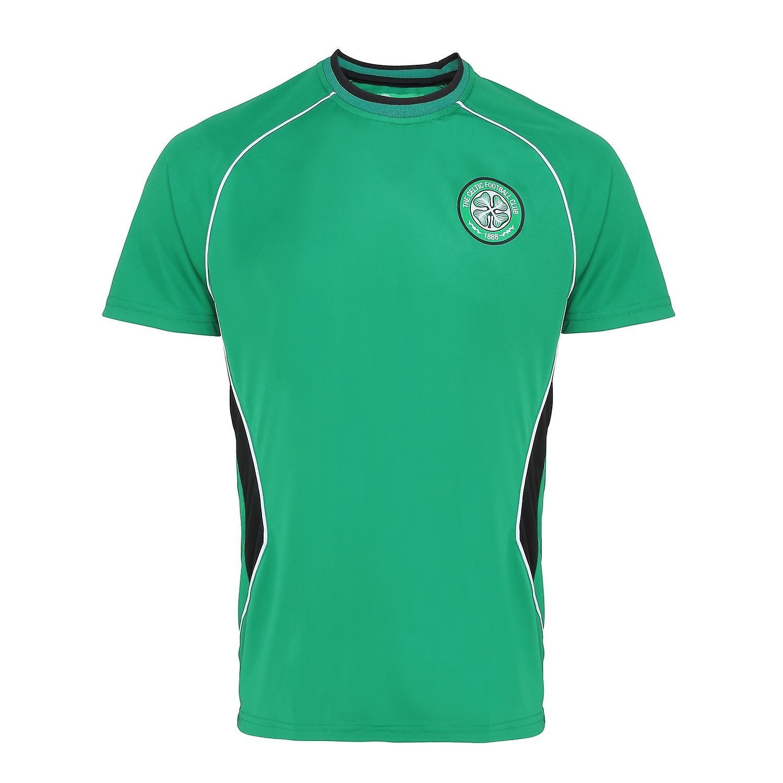 Official Football Merchandise Celtic FC Adults Short Sleeve T-Shirt