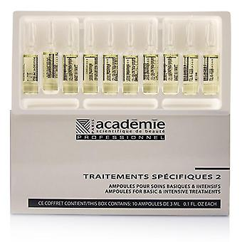Academie Specific Treatments 2 Ampoules Omega 3-6-9 - Salon Product - 10x3ml/0.1oz