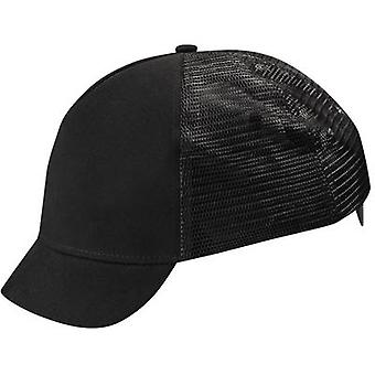 Padded baseball cap Black Uvex 9794421