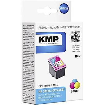 KMP Ink replaced HP 300, 300XL Compatible Cyan, M