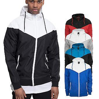 Clássicos urbanos - jaqueta de blusão WINDRUNNER seta