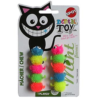 Agrobiothers Mint Chew Worm Cat Toy (Cats , Toys , Balls)