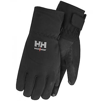 Helly Hansen Workwear Mens Albertville Softshell Padded Grippy Gloves