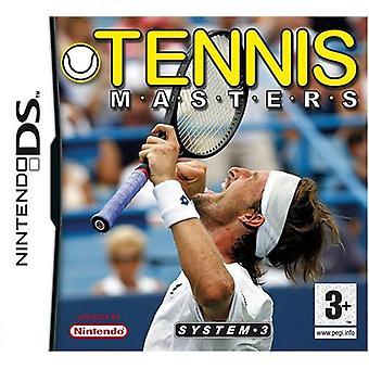 Masters de tennis (Nintendo DS)