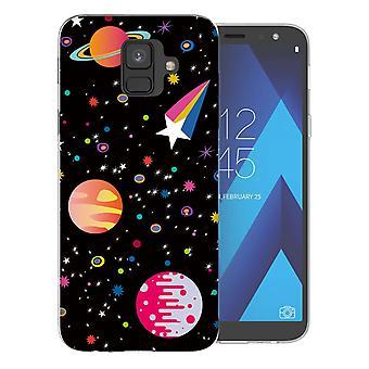 Samsung A6 (2018) Space TPU Gel Case