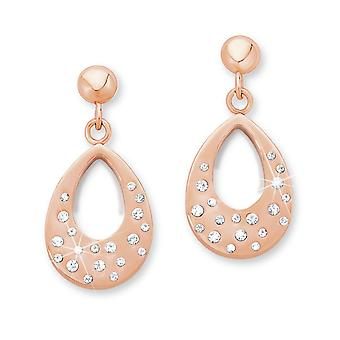 s.Oliver jewel ladies earrings stainless steel SO1354/1 - 540360