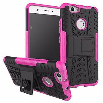 Hybrid case 2 piece SWL outdoor Pink for Huawei Nova bag case cover new protection