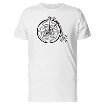 Retro Vintage Bicycle Tee Men's -Image by Shutterstock