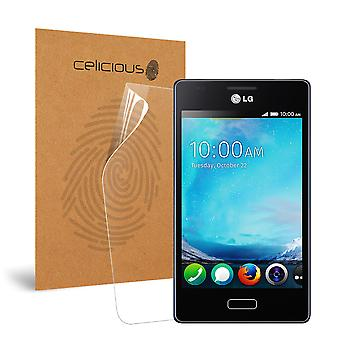 Celicious Impact Anti-Shock Shatterproof Screen Protector Film Compatible with LG Fireweb