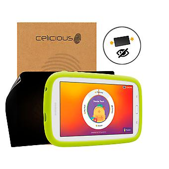 Celicious Privacy 2-Way Visual Black Out Screen Protector for Samsung Kids Tab E Lite 7