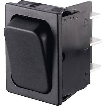Marquardt Toggle switch 01831.1102-02 250 V AC 6 A 1 x Off/On IP40 latch 1 pc(s)