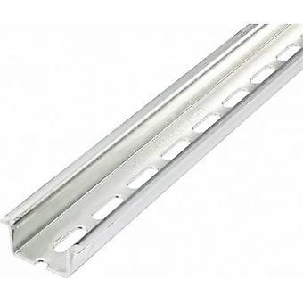 HellermannTyton DELTA3AF-ST-GEL-WC DIN rail perforated Steel plate 2000 mm 1 pc(s)