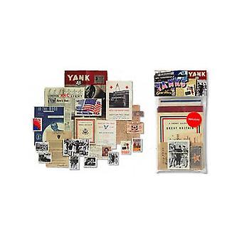 Yanks nostalgisk kopi Memorabilia Pack