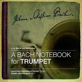 Bach, J.S./Bach, J.H/Bach, J.M./Bach, J.C./Bach, J.L./B - un cuaderno de Bach para la importación de los E.e.u.u. de la trompeta [SACD]