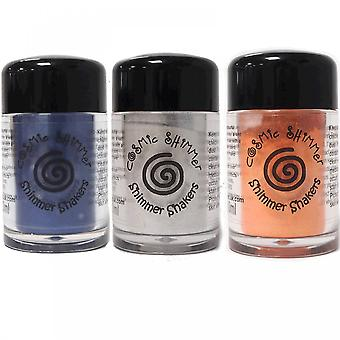 Creative Expressions Phil Martin Cosmic Shimmer Shakers| 10ml | Colours Listed
