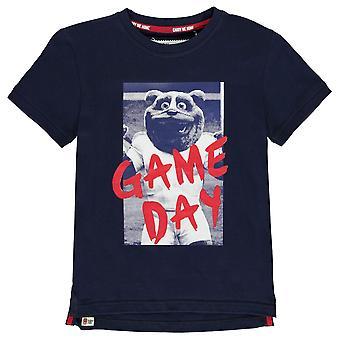 RFU Kids Boys England Graphic T Shirt Junior Crew Neck Tee Top Short Sleeve